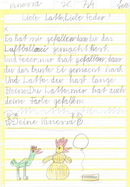Briefe Schreiben Unterrichtsmaterial Klasse 5 : Georg paul amberger schule nürnberg klassen im theater